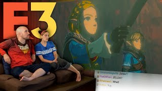 Co-Op Sequel to Breath of the Wild?! - Nintendo Direct E3 2019