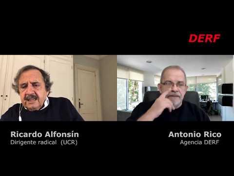 Ricardo Alfonsín: Hay muchos fomentando la grieta y el rencor