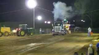 Street Semi Pulls @Jefferson Co WV 8/24/12