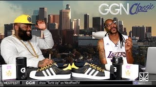 @snoopdogg Asks Rick Ross 12 Questions | GGN Classic