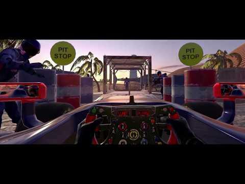 STR12 Virtual Reality - Scuderia Toro Rosso