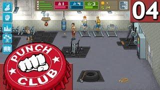 Punch Club #4 NOCH MEHR DETAILS Box WiSim Retro Style