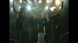 Metallica Download Festival 2004 FULL Concert