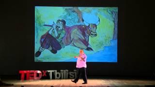Can our Fairytale Have a Happy Ending? | Aleksandre Jejelava | TEDxTbilisi