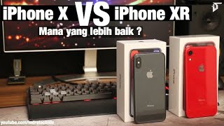 iPhone XR vs iPhone X : Mana yang lebih baik ? -  Review Indonesia by iTechlife