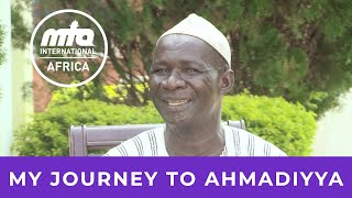 Journey to Ahmadiyyat | Mr. Iddriss Mohammed