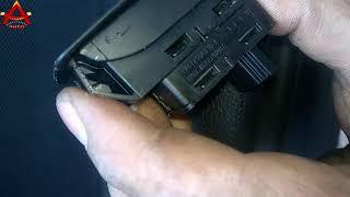 Démontage garniture arrière+Serrure de porte arriére BMW 320d 3 Series
