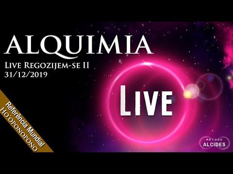 Alquimia - Live Regozijem-se II  - Alcides Melhado Filho - 31-12-2019