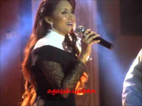 100413 Ziana Zain Duet with Awie ~ Anggapanmu