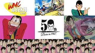 Weekly Motion Cannon Podcast Episode 12 - Lupin