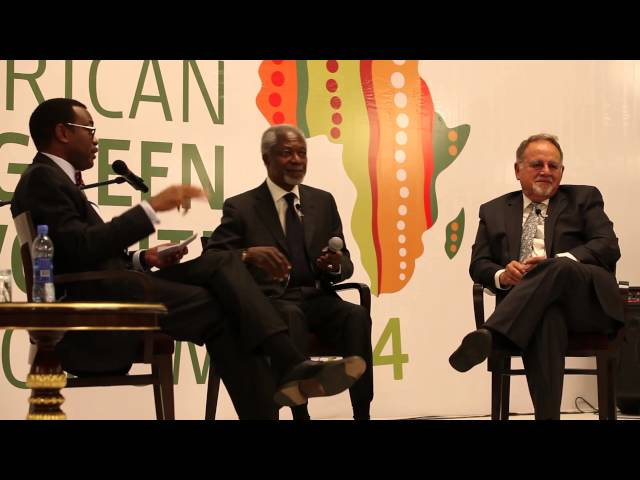 AGRF 2014   Dialogue on Global Leadership, Policy and Science