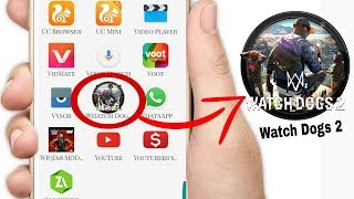 How To Download Watch Dogs 2 game on Android with High Graphics