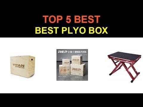 The 5 Best Plyo Box 2020