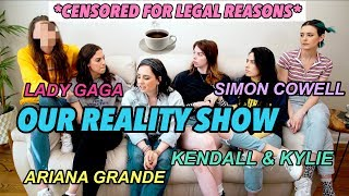SPILLING TEA ABOUT OUR LIFE IN L.A - Reality Show, Meeting Celebrities, People We Worked With...