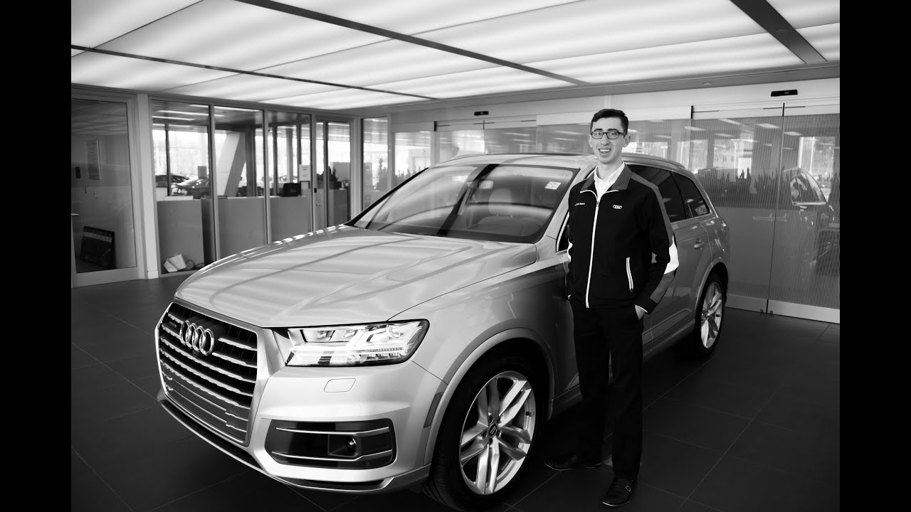2017 Audi Q7 Walkaround Adam Ricker Audi Northlake