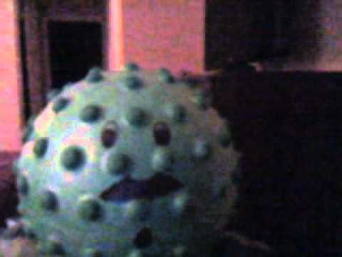 Im the real, not he blue one hes Bob Bill and im a ball