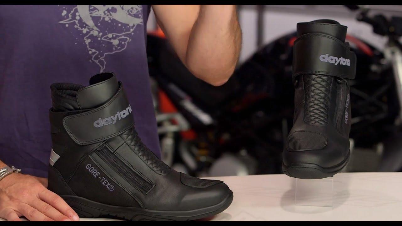 Daytona Max Sports GTX Motorcycle Boots
