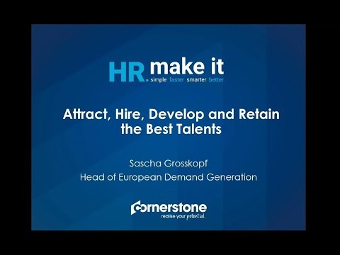 A Holistic Approach to Attracting, Hiring and Retaining Talent