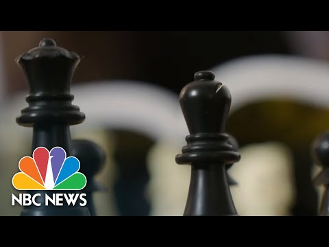 Chess Is Being Revived By Online Players And Esport Streamers | NBC News NOW