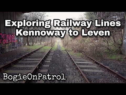 Exploring Railway Line: Kennoway to Leven
