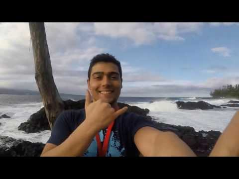Coming to University of Hawaii at Hilo (20Hr Trip)