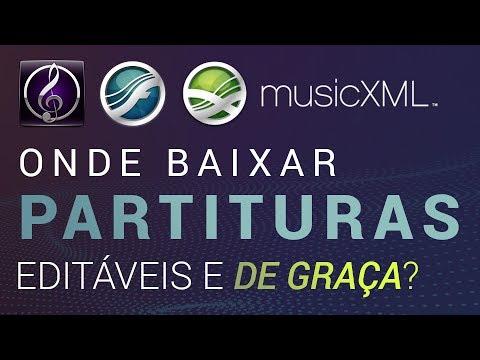 9 SITES PARA BAIXAR PARTITURAS DE GRAÇA - MusicXML // SIbelius // Finale // PDF
