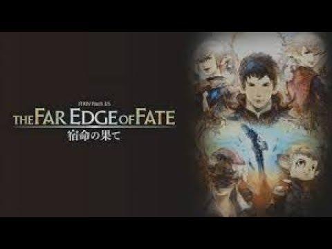 Final Fantasy XIV: The Far Edge Of Fate - 221 - Where Shadows Reign (Raid: Dun Scaith)