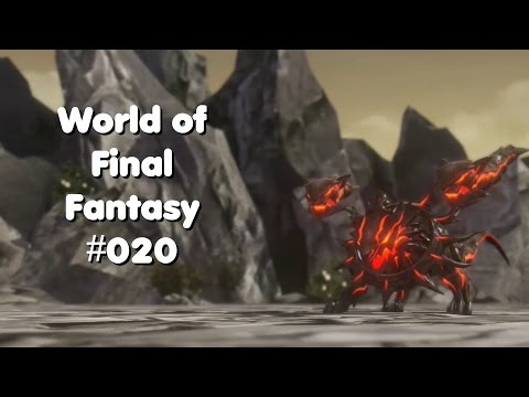 Cerberus heizt uns ein | World of Final Fantasy | #020