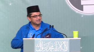 Ansarullah UK Ijtema 2018 Day 1 Dr Aziz Hafiz Presentation