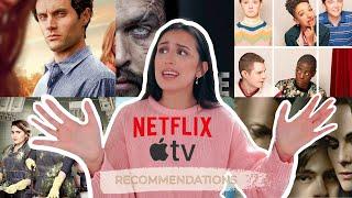 NETFLIX & APPLE TV RECOMMENDATIONS IN OCTOBER 2020 | BEST BINGE WORTHY TV SHOWS IN QUARANTINE