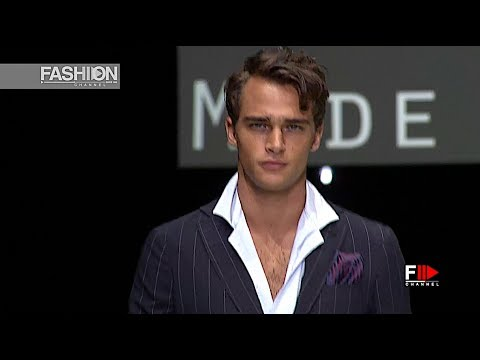 GIORGIO ARMANI Spring Summer 2018 Menswear Milan – Fashion Channel Video