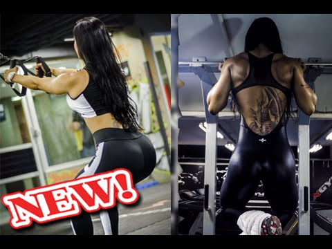 ALINE MACHADO (@alinemgf): IFBB Wellness Athlete: Workouts & Exercises @ Brazil [Fitness Gym]