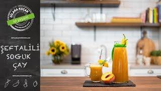 Şeftalili Soğuk Çay | Dilara Koçak | Afiyetle Diyet