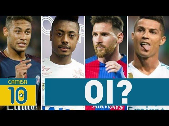 Oi? Técnico COMPARA Bruno Henrique a Neymar, Messi e CR7!