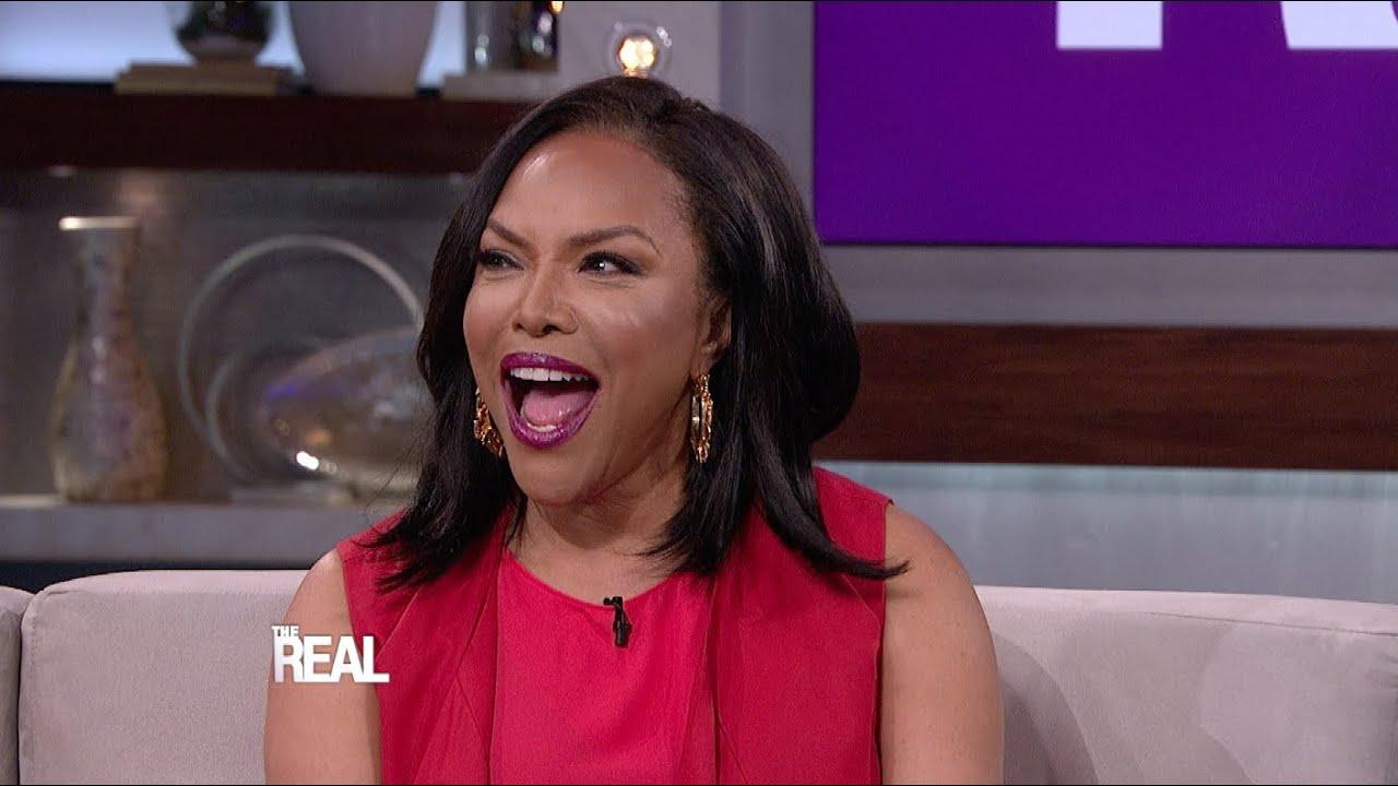 Lynn Whitfield Oprah S On Screen Fight Youtube