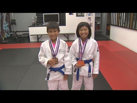 Two kids from Hawaii to compete in international Judo tournament