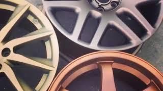 видео Цвет бронзовый