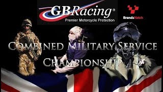 GB Racing British Military Inter Services Championship Brands Hatch