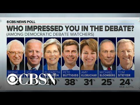 Voters React To Fiery Democratic Debate In South Carolina