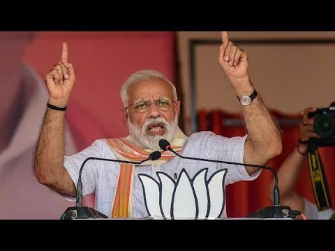 PM Modi live rally in Mangalore, Karnataka - 13 April 2019 Saturday