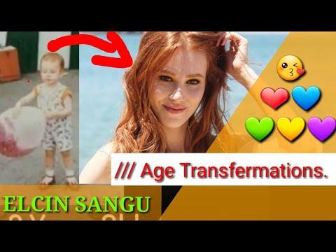 💜💚💛-elçin-sangu-age-transfermation-😘❤💜💛