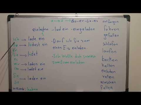 الدرس الخامس تصريف الافعال2 - verb konjugation von YouTube · Dauer:  10 Minuten 8 Sekunden
