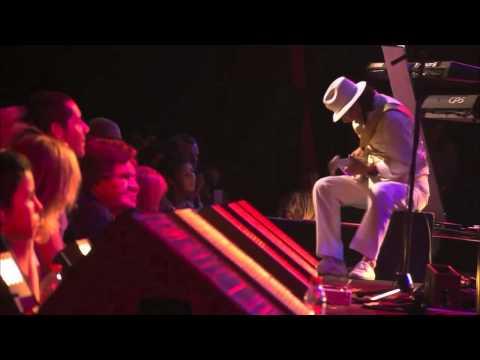 "The Guitar Gods - Carlos Santana - ""Samba Pa Ti"""