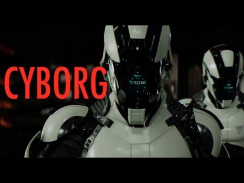 CYBORG Trailer - Denzel Washington, Ray Fisher