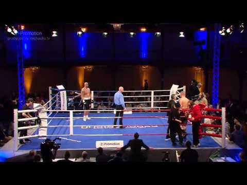 IBF Intercontinental Championship Erkan Teper vs. Johann Duhaupas