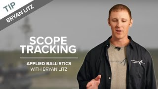 Scope Tracking: Tall Target Test - Long-range Shooting - Applied Ballistics