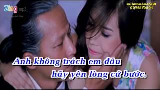 [Karaoke] Bên Anh Em Không Có Tương Lai HKT full beat
