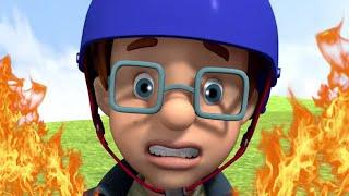 Feuerwehrmann Sam Deutsch Neue Folgen 🔥Hochgeschwindigkeitsrennen 🚒 Zeichentrick für Kinder