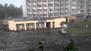 Погода в Йошкар-Оле (16.07.2012)