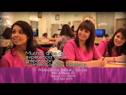 Professional Beauty School Denver Colorado Youtube